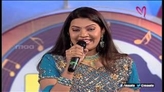 Gambar cover Super Singer 1 Episode 35 : Geetha Madhuri Special Song ( Nenani Neevani )