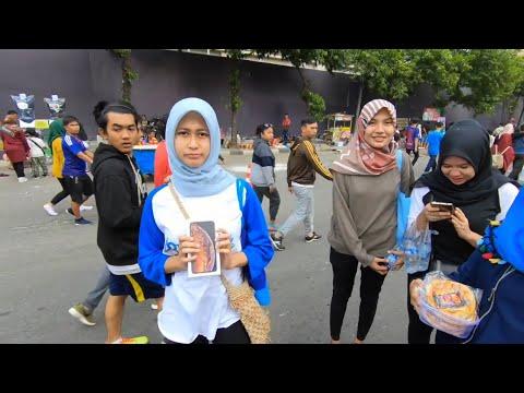 TAHAN TAWA..!! 😂 Challenge IPHONE Xs Max | Episode Wanita Cantik Penjual Aqua