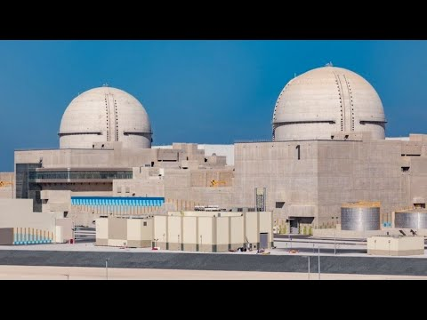 UAE opens Arab world's first nuclear plant | WION News