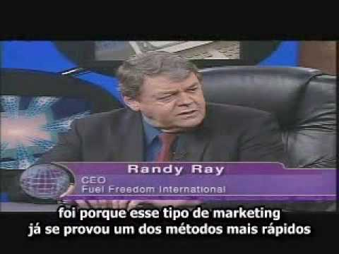 World Business Review - Randy Ray e Jarry Lang na CNN