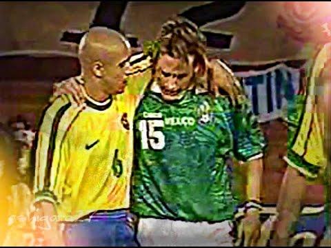 Brasil 2 vs México 1 (Copa América 1999)