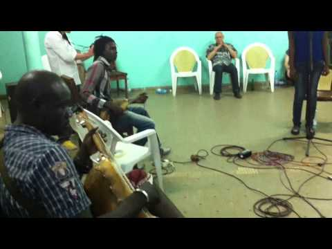 Africa Express in Bamako - Kankou Kouyate
