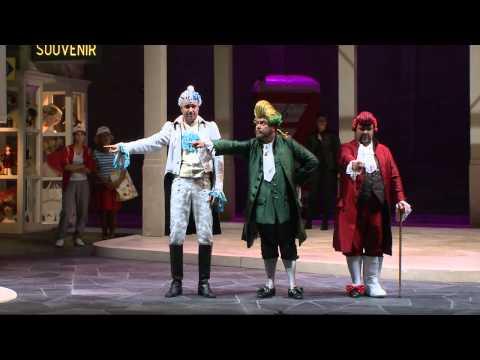 Rossini: IL SIGNOR BRUSCHINO (Rossini Opera Festival, Pesaro)
