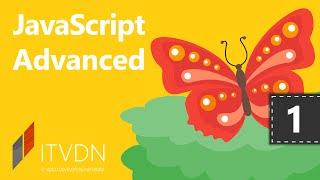 Видеокурс JavaScript Advanced. Урок 1. Конструкторы и прототипы