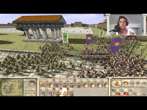 Halicarnassus - OVER THE WALLS! - Rome Total War Alexander