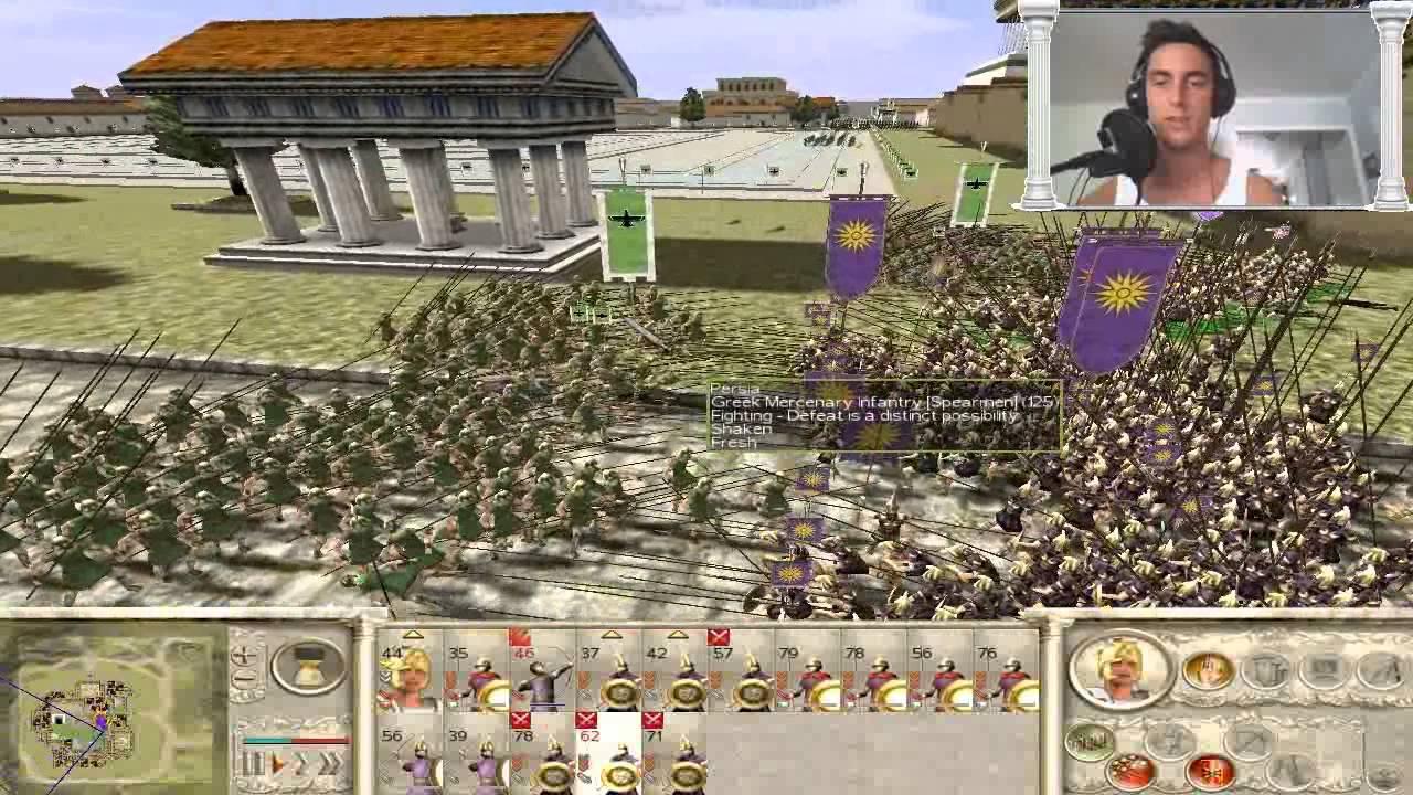 Mods - Rome Total War - Alexander
