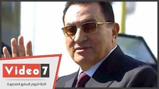 """بالفيديو.. المصريون عن ذكرى تنحى مبارك : """"عيد الحب"""""""