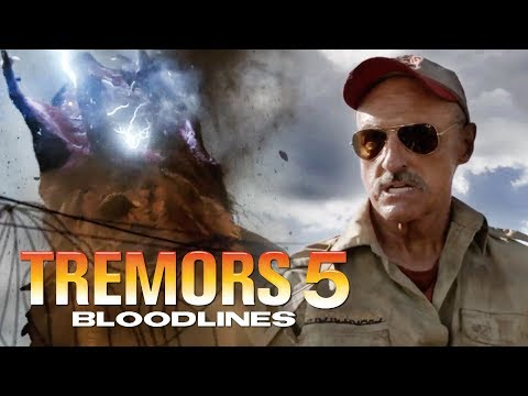 Worm Zapping | Tremors 5: Bloodlines