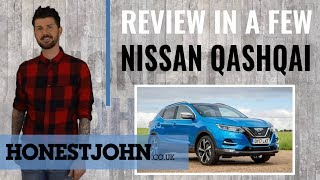 Car review in a few | updated Nissan Qashqai 2018 - still crossover king?