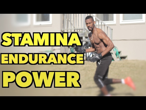 How Build Stamina | How to run longer | Endurance in soccer football