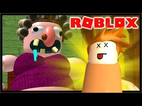 Escape Evil Grandma S House In Roblox Youtube - Do Not Play Roblox At Grandma S House Roblox Escape The Evil