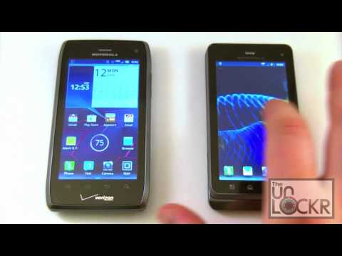 Comparison Between the Motorola Droid 3 and Droid 4