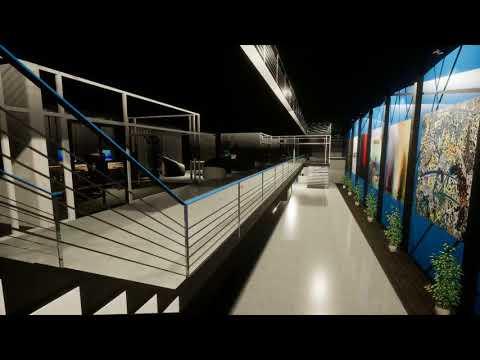 Real Estate VR - presentation Cyber Cristal