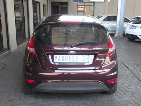 2011 FORD FIESTA 1.6 AMBIENTE 5DR Auto For Sale On Auto Trader South Africa