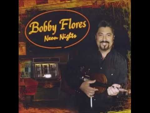 Bobby Flores - Who´ll Be The First To Say I Told You So