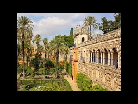 Game Of Thrones Locations Part 3/Water Gardens In Dorne/Alcazar Palace, Seville, Spain