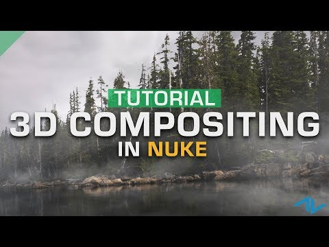 5 Incredible Compositing Tutorials For Nuke | ActionVFX