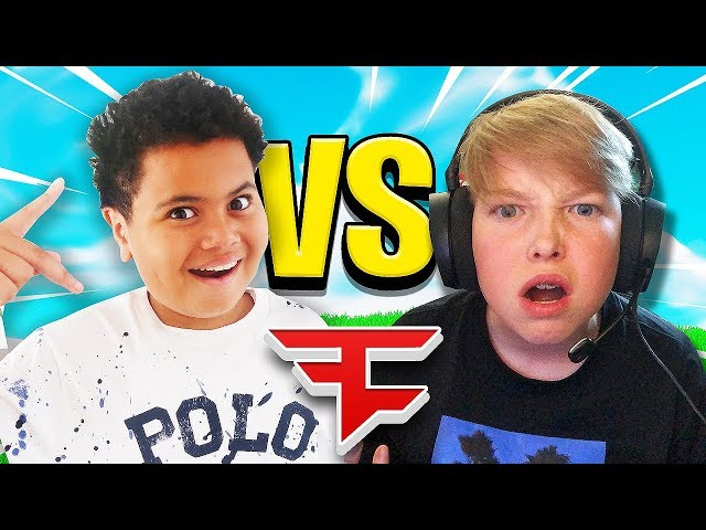 FaZe Kaylen Tries Out These TOXIC TRASH TALKING Little Kids For FaZe Clan...