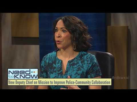 Need to Know | January 25, 2018 | New deputy police chief in Rochester