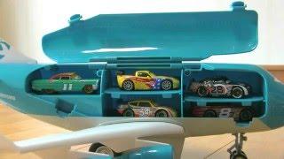 飛行機RC スピン走行 CARS2 TURBO LOFT