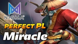 Miracle Perfect Phantom Lancer - 2020 Dota 2 Pro Gameplay
