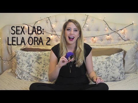 Playboy's Sex Lab: Lela Ora 2 Review - Unboxing The Box For Your Box