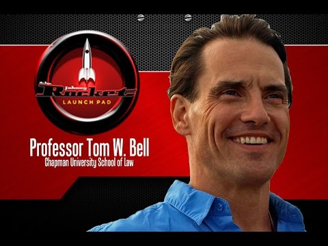 Tom W. Bell Interview on The Johnny Rocket Launch Pad | Episode #57| Part 1| Intellectual Property