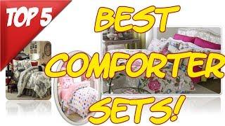 best comforter sets|Top 5 comforter sets Review 2018