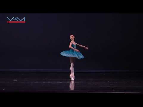 Annabel Pickering Variation from Paquita YAGP 2017 Phoenix 1st place Classical Senior Division