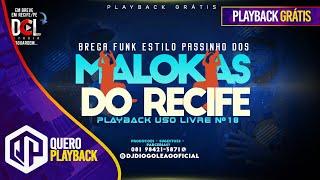 Baixar BASE BREGA FUNK (USO LIVRE PASSINHO DOS MALOKAS) #18