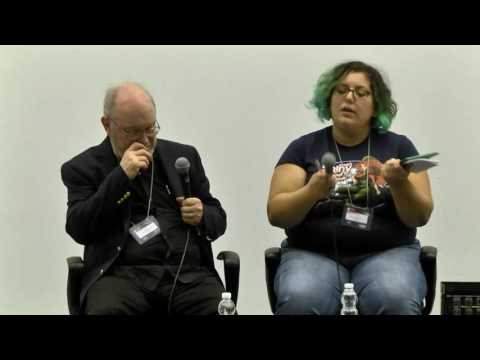 Eurocon 2016 - Sala Raval - Entrevista con Joe Haldeman/Interview with Joe Haldeman (ENG/SP)