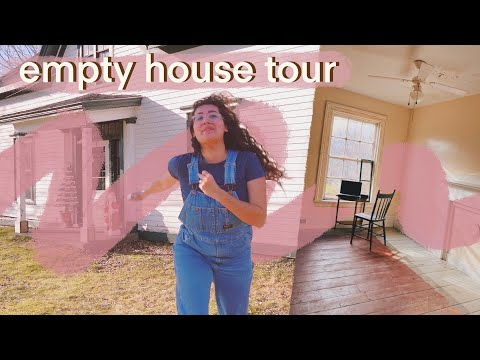i bought an old house without seeing it!!