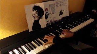 Tokyo Ghoul (東京喰種) Medley - 「unravel -acoustic- /Glassy Sky/季節は次々死んでいく」- ピアノ