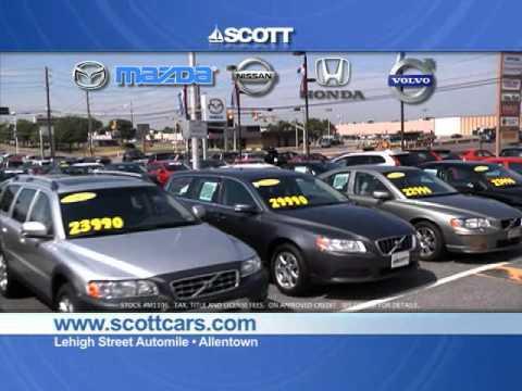 Scott Used Cars Allentown