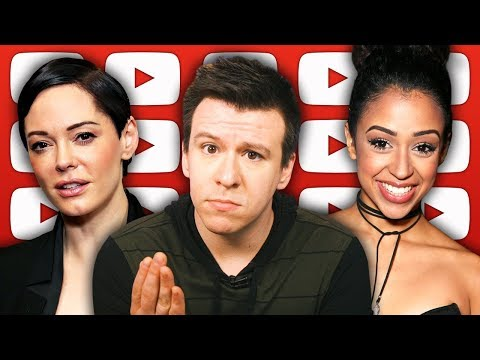 Download Youtube: WOW! Rose McGowan's #MeToo Infighting Backlash, Liza Koshy Beats Traditional, and More...