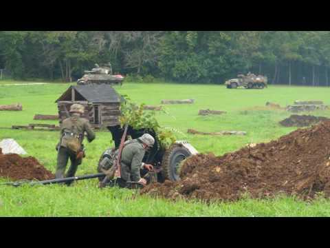 WW2 Battle Lockport 2016