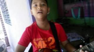Download Sambutlah kasih love hunter akustik cover by me MP3 song and Music Video