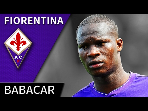 Babacar • Fiorentina • Magic Skills, Passes & Goals • HD 720p
