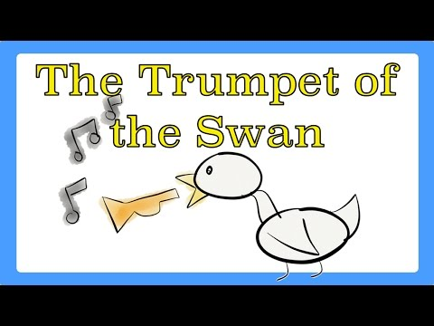 The Trumpet of the Swan by E. B. White (Book Summary) - Minute Book Report