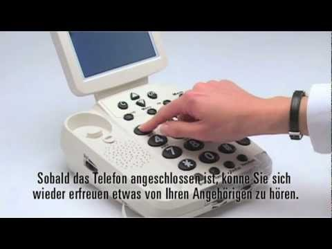 Telefon Geemarc BDP400 German