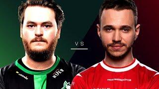 CS:GO - Heroic vs. mousesports [Cache] Map 1 - Group A LB Round 3 - ESL Pro League S7 Finals Day 3