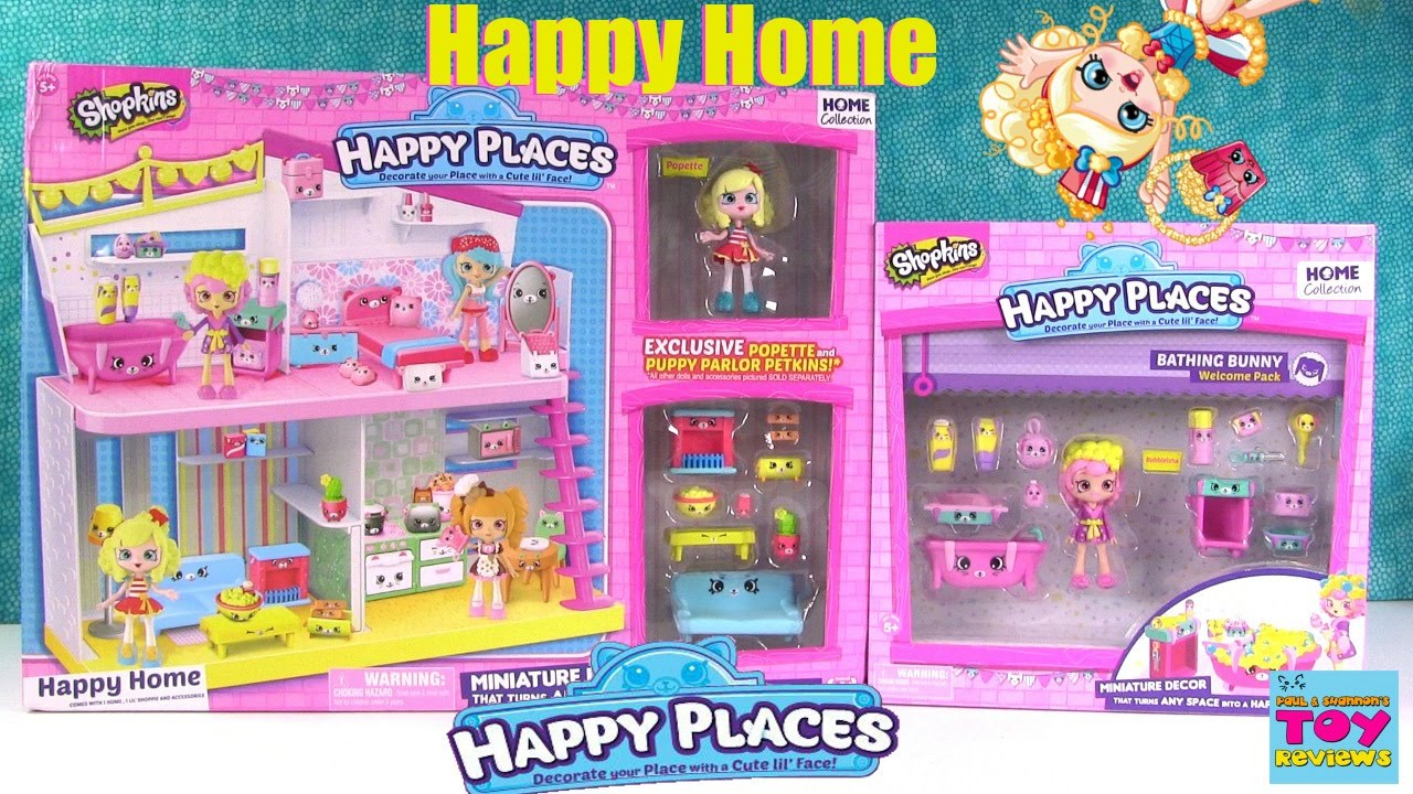 Image result for shopkins happy home