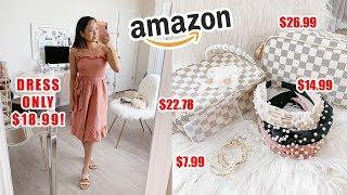 Amazon Fashion Haul + CHEAP DUPES!!!