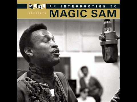 Magic Sam - That's why i'm crying