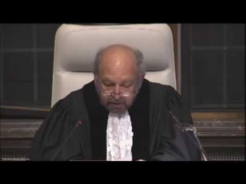 ICJ dismisses Kenya's objection to the Somali maritime case