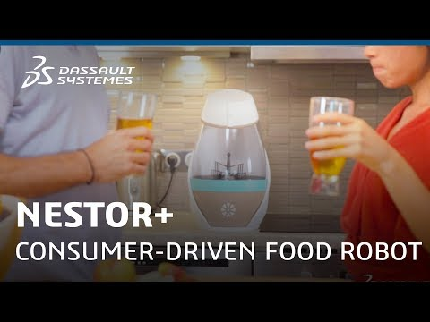 Nestor+ : a consumer-driven innovation in Home & Lifestyle - Dassault Systèmes