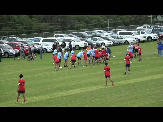 2017 RugbyWA Juniors U14 State Champs