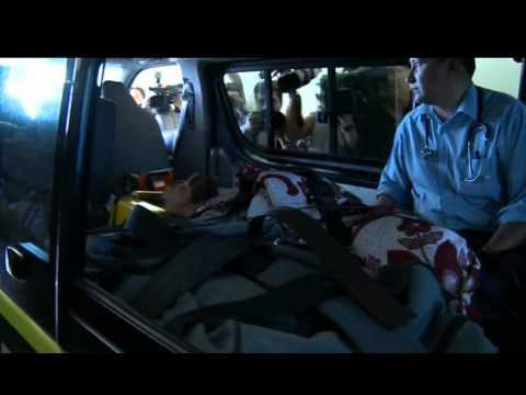 John McAfee taken to hospital