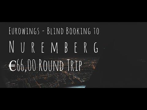 Blind Booking Von German Wings Airline