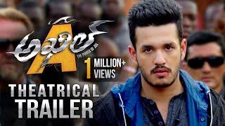 Akhil Theatrical Trailer || Akhil Akkineni, Sayyeshaa Saigal || VV Vinayak , Nithin